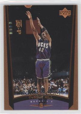 1998-99 Upper Deck - [Base] - Bronze #265 - Tyrone Hill /100
