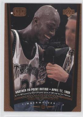 1998-99 Upper Deck - [Base] - Bronze #94 - Kevin Garnett /100