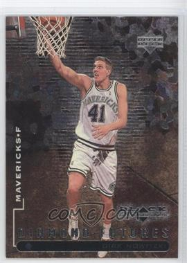 1998-99 Upper Deck Black Diamond - [Base] #92 - Dirk Nowitzki