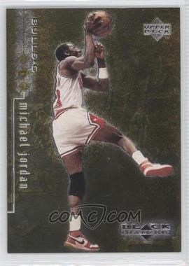 1998-99 Upper Deck Black Diamond Triple Diamond #1 - Michael Jordan /1500