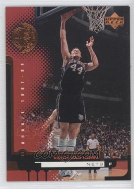 1998-99 Upper Deck Bronze #170 - Keith Van Horn /100