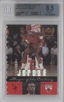 Michael Jordan /100 [BGS8.5]