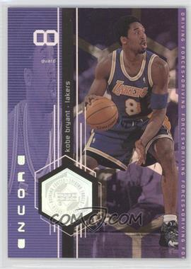 1998-99 Upper Deck Encore Driving Forces #F2 - Kobe Bryant