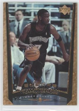 1998-99 Upper Deck Encore F/X #50 - Terrell Brandon /125