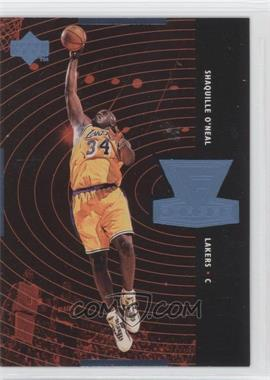 1998-99 Upper Deck Forces #F3 - Shaquille O'Neal