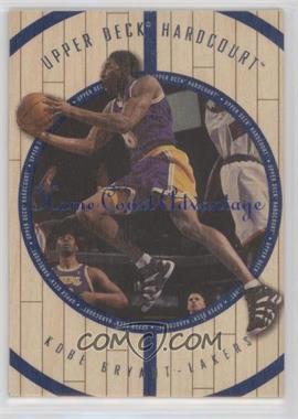 1998-99 Upper Deck Hardcourt - [Base] - Home Court Advantage #1 - Kobe Bryant