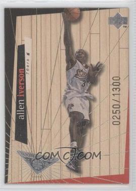 1998-99 Upper Deck Hardcourt High Court #H20 - Allen Iverson /1300