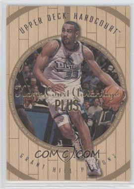 1998-99 Upper Deck Hardcourt Home Court Advantage Plus #35 - Grant Hill /500