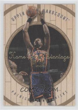 1998-99 Upper Deck Hardcourt Home Court Advantage Plus #44 - Patrick Ewing /500