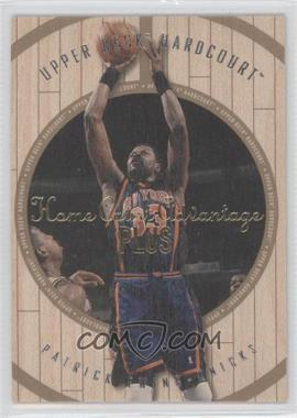 1998-99 Upper Deck Hardcourt Home Court Advantage Plus #44 - Patrick Ewing /500