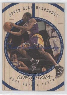 1998-99 Upper Deck Hardcourt Home Court Advantage #1 - Kobe Bryant
