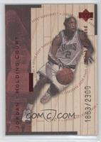 Mitch Richmond, Michael Jordan /2300