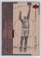 Tim Duncan, Michael Jordan /2300