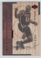 Tim Hardaway, Michael Jordan /2300