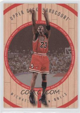 1998-99 Upper Deck Hardcourt #23-A - Michael Jordan