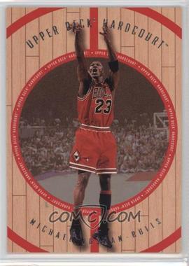 1998-99 Upper Deck Hardcourt #23-A - Michael Jordan