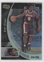 Kobe Bryant #78/750