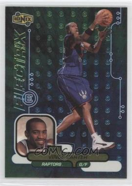 1998-99 Upper Deck Ionix #65 - Vince Carter
