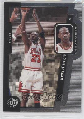 1998-99 Upper Deck UD3 Sample #N/A - Michael Jordan