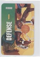 Defense - Rebound (Shaquille O'Neal)