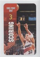 Scoring - Three Point Shot (Jason Kidd)