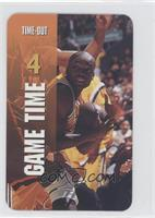 Game Time - Time-Out (Nick Van Exel)