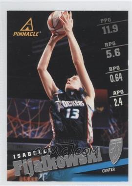 1998 Pinnacle WNBA - [Base] #18 - Isabelle Fijalkowski