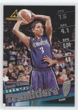 1998 Pinnacle WNBA - [Base] #35 - Chantel Tremitiere