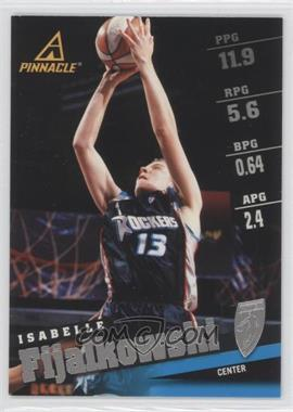 1998 Pinnacle WNBA #18 - Isabelle Fijalkowski