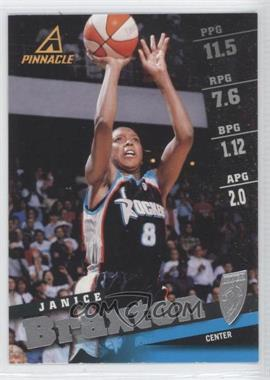 1998 Pinnacle WNBA #28 - Janice Braxton