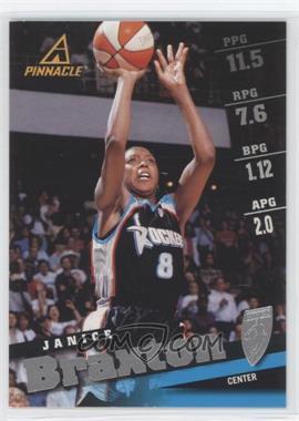 1998 Pinnacle WNBA #28 - Janice Braxton