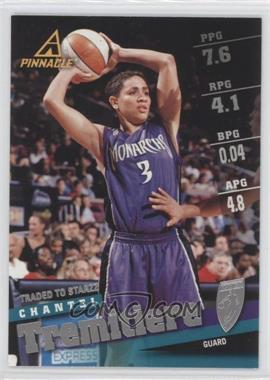 1998 Pinnacle WNBA #35 - Chantel Tremitiere