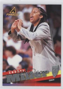 1998 Pinnacle WNBA #74 - Cheryl Miller