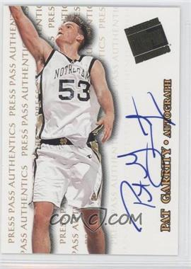 1998 Press Pass Authentics Autographs #PAGA - Pat Garrity