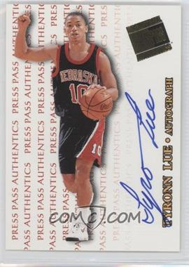 1998 Press Pass Authentics Autographs #TYLU - Tyronn Lue