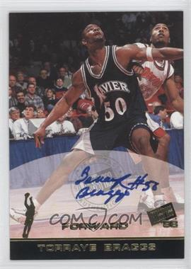 1998 Press Pass Autographs #N/A - Torraye Braggs