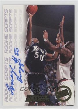 1998 Press Pass Double Threat - Rookie Scripts #TOBR - Torraye Braggs