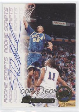 1998 Press Pass Double Threat Rookie Scripts #JRHE - J.R. Henderson