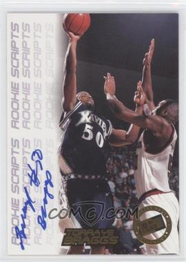 1998 Press Pass Double Threat Rookie Scripts #TOBR - Torraye Braggs