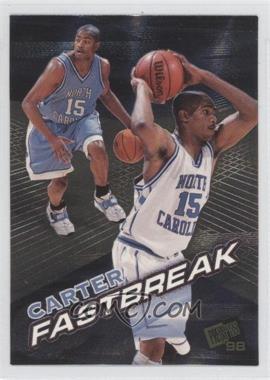 1998 Press Pass Fastbreak #FB4 - Vince Carter