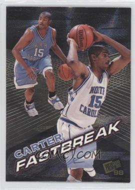 1998 Press Pass Fastbreak #FB4 - Vince Carter