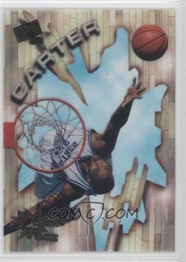 1998 Press Pass In Your Face #IYF9 - Vince Carter