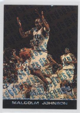 1998 Press Pass Reflectors #22 - Malcolm Johnson
