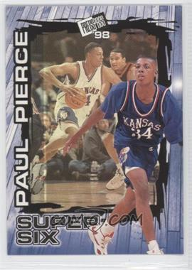 1998 Press Pass Super Six #S5 - Paul Pierce
