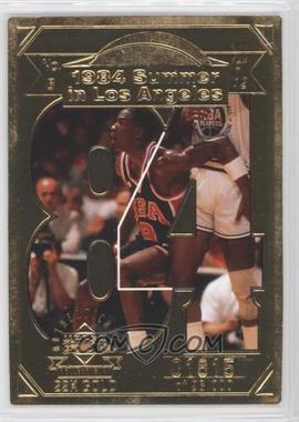 1998 Upper Deck Collectibles Michael Jordan 22K Career Highlights - [Base] #3 - Michael Jordan /23000
