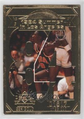 1998 Upper Deck Collectibles Michael Jordan 22K #3 - Michael Jordan /23000