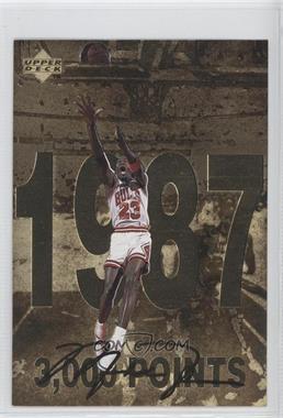 1998 Upper Deck Gatorade Michael Jordan #3 - Michael Jordan