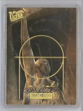 1999-00 23KT Gold Card Fleer Reprints 1996-97 Ultra Court Masters #SHON - Shaquille O'Neal