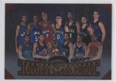 1999-00 Bowman's Best Lottery Class Photo #CS1 - [Missing]