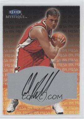 1999-00 Fleer Mystique - Fresh Ink - [Autographed] #CABO - Cal Bowdler